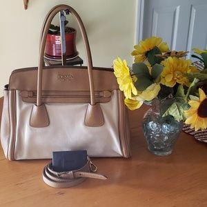 Handbags - Authentic prada two way bag